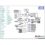 Схема материнской платы ноутбука Asus F3Sv/c - F3Sc - rev 2.0 - Схемы ноутбуков.